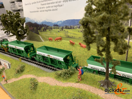 Marklin 26579 -  Train Set Makies, Gettnau, Switzerland