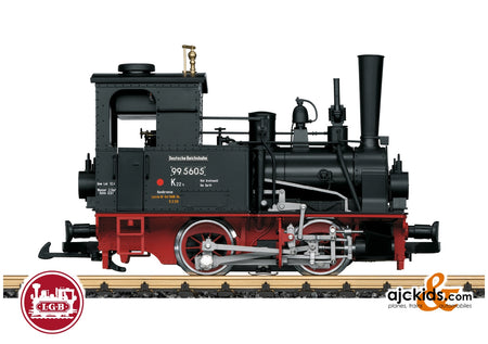 LGB 20184 - Steam Locomotive, Road Number 99 5605 (Toy Fair 2020)