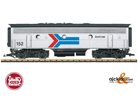 LGB 21581 - Amtrak F7 B Diesel Locomotive