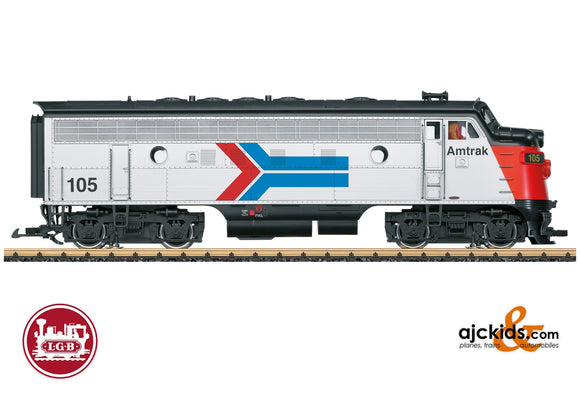 LGB 21582 - Amtrak F7A Diesel Locomotive