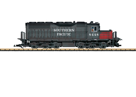 LGB 25558 - Southern Pacific Diesel Locomotive Red & Gray Bloodynose