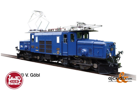 LGB 26602 - Class Ge 6/6 I Electric Locomotive