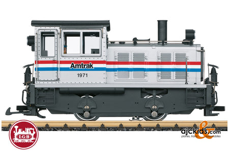LGB 27632 - Amtrak Diesel Locomotive
