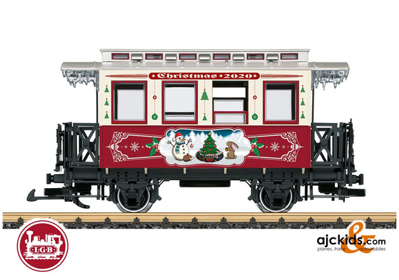 LGB 36020 - Christmas Car for 2020