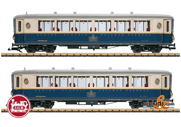 LGB 36658 - Passenger Car Set