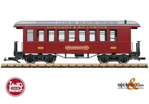 LGB 36820 - D&S RR Passenger Car