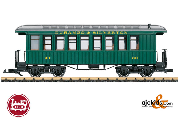 LGB 36821 - D&S RR Passenger Car