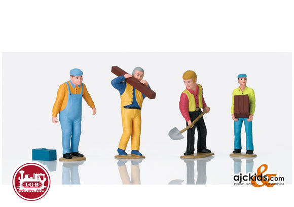 LGB 53005 - Set of Worker Figures