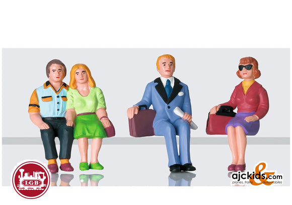 LGB 53006 - Set of Seated Passenger Figures