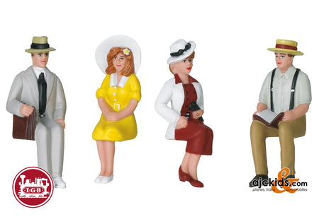 LGB 53010 - Set of Figures for the USA