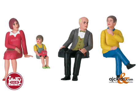 LGB 53011 - Set of Nostalgic Figures