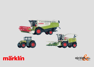 Marklin 00780 - Claas Farm Machinery Full Package