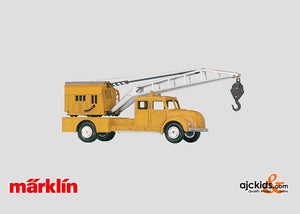 Marklin 18031 - Magirus Crane Truck Reproduction