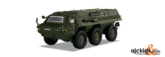 Marklin 18526 - Fuchs Armored Transport Vehicle in H0 Scale