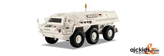 Marklin 18529 - Fuchs Armored Transport Vehicle in H0 Scale