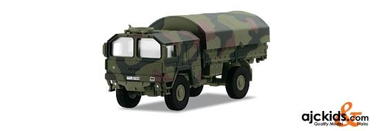 Marklin 18530 - 5TGL Military Truck in H0 Scale
