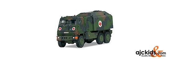 Marklin 18550 - Yak armored emergency vehicle in H0 Scale