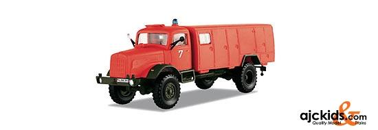 Marklin 18716 - TLF 2400 Airport Fire Department Vehicle in H0 Scale