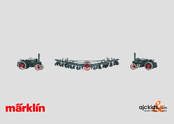 Marklin 18970 - Swivel Plow Set Insider 2014