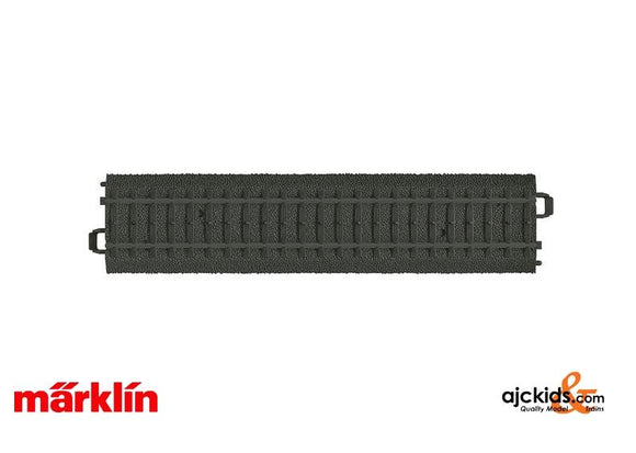 Marklin 23172 - Straight Plastic Track 172 mm/6-3/4 6/Pk