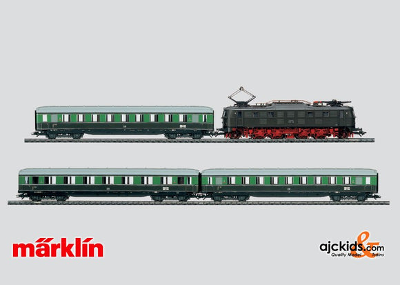 Marklin 26509 - Long Distance Express Train - Berlin-Leipzig in H0 Scale