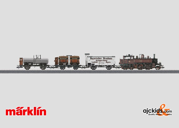 Marklin 26535 - Palatine Railroad Freight Train in H0 Scale