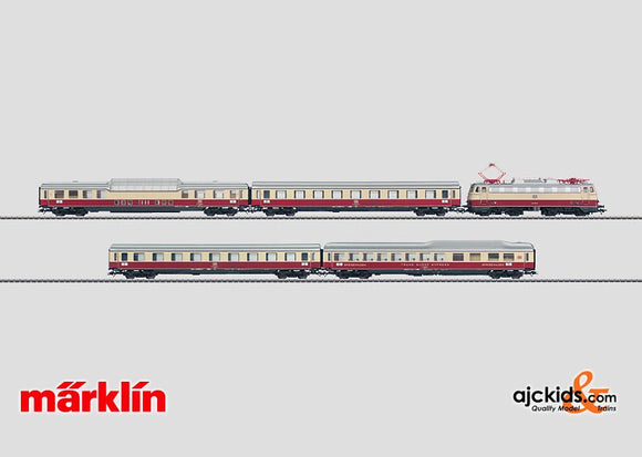 Marklin 26540 - Rheinpfeil TEE Train Set