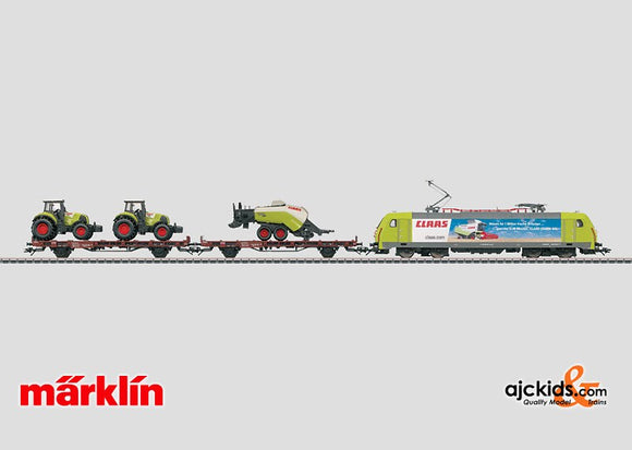 Marklin 26553 - Train Set Claas in H0 Scale