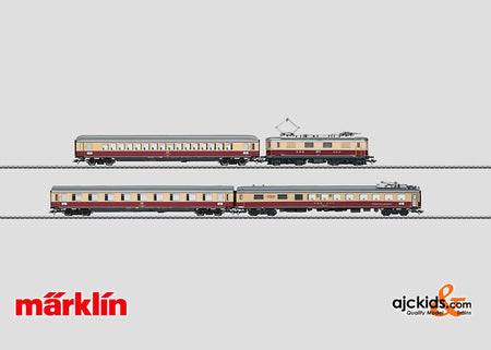Marklin 26557 - Bavaria TEE Express Train in H0 Scale
