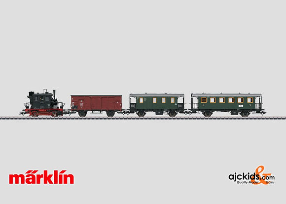 Marklin 26559 - Branch Line Passenger Train in H0 Scale