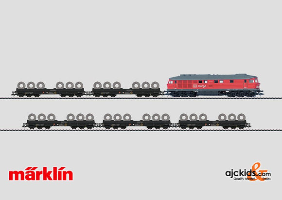 Marklin 26560 - Ludmilla Steel Train Train Set in H0 Scale