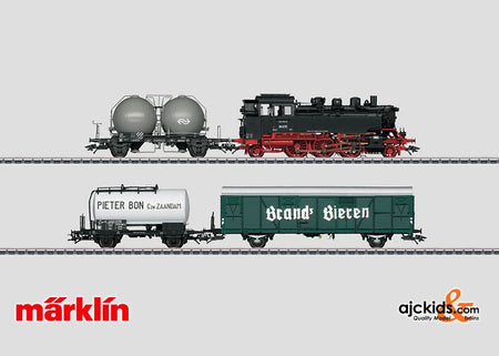 Marklin 26562 - Dutch Museum Train in H0 Scale