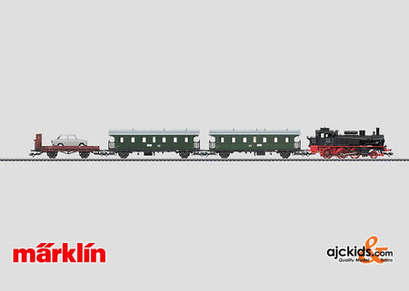 Marklin 26586 - East German Commuter Service Train Set in H0 Scale