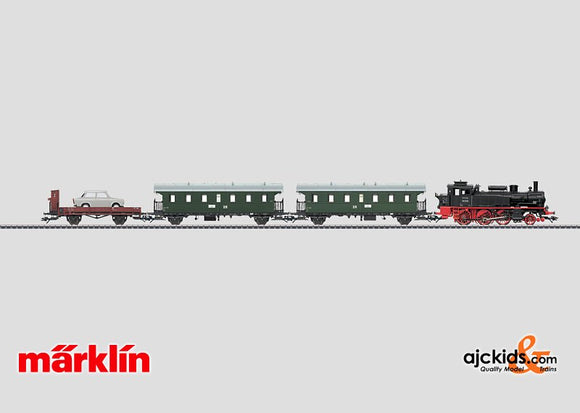 Marklin 26586 - East German Commuter Service Train Set