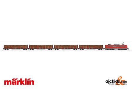 Marklin 26594 - Lumber Transport Train Set