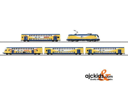 Marklin 26611 - Metronom Bi-Level Commuter Train