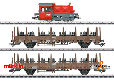 Marklin 26617 - DSB Train Set