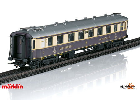 Marklin 26928 - 1928 Rheingold Train Set-highly limited