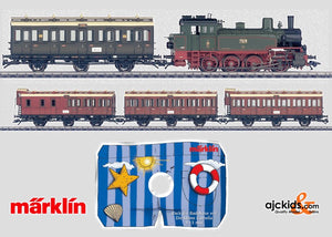 Marklin 28456 - Berlin Commuter Service Train Set