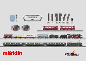 Marklin 29015 - Digital Mega Starter Set 150 Years Marklin in H0 Scale