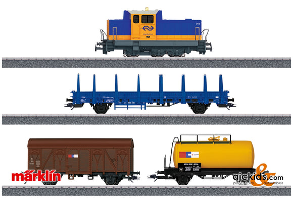 Marklin 29023 - Dutch Freight Train Digital Starter Set