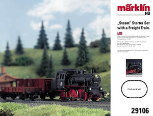 Marklin 29106 - Basic Starter Set in H0 Scale