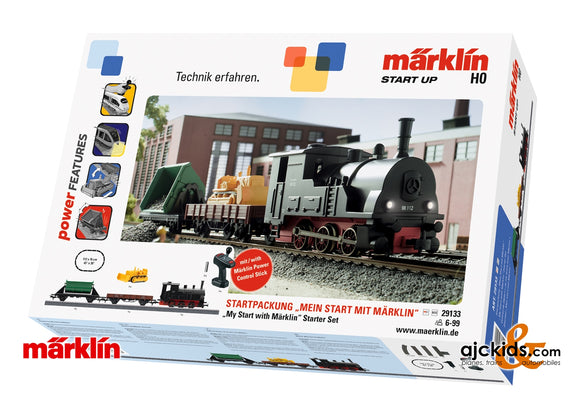 Marklin-29133 - Märklin Start up -
