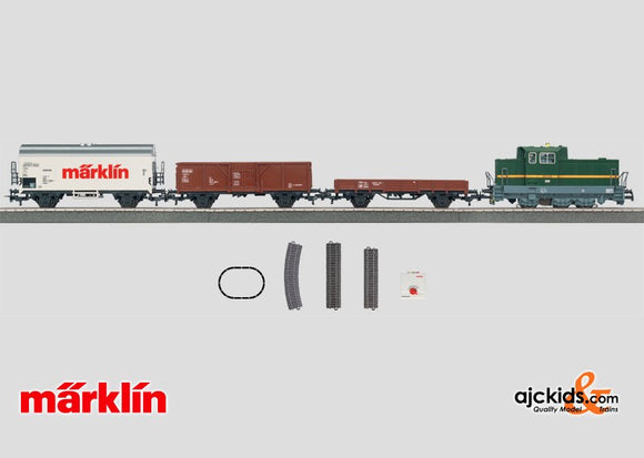 Marklin 29146 - Italian Starter Set in H0 Scale