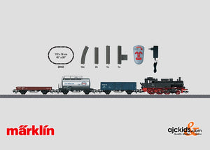 Marklin 29169 - Freight Train with a Class 59 Starter Set. in H0 Scale