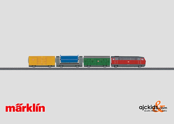 Marklin 29210 - Freight Train Starter Set
