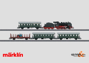 Marklin 29245 - Digital Starter Set Branch Line Train (Mobile Station) in H0 Scale
