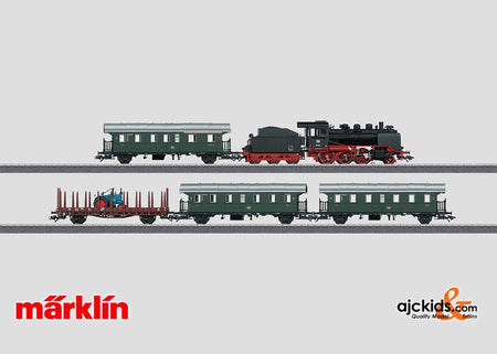 Marklin 29245 - Digital Starter Set Branch Line Train (Mobile Station)