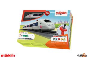 Marklin 29306 - Marklin my world - TGV Starter Set