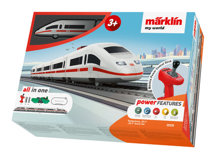 "Marklin 29330 -Märklin my world - Startpackung ""ICE 3"""